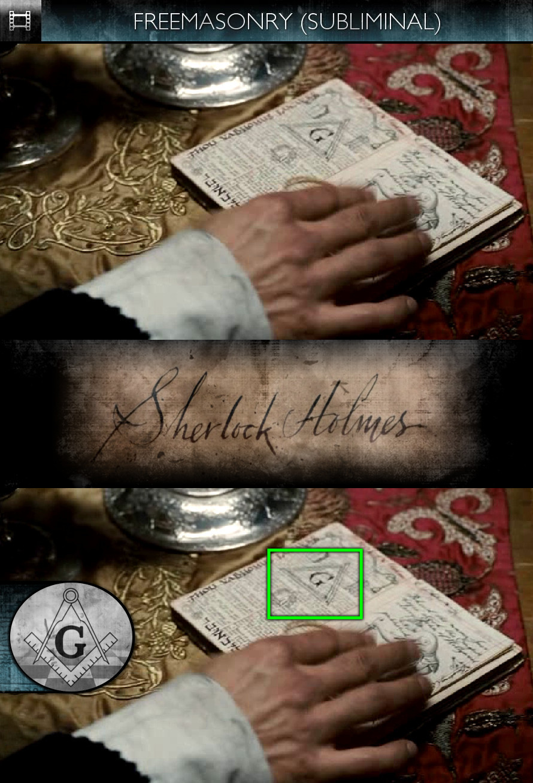 Sherlock Holmes (2009) - Freemasonry - Subliminal