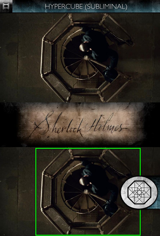 Sherlock Holmes (2009) - Hypercube - Subliminal