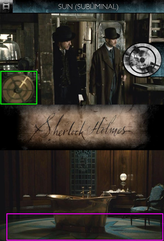 Sherlock Holmes (2009) - Sun/Solar - Subliminal