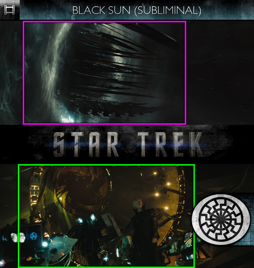 Star Trek (2009) - Black Sun - Subliminal