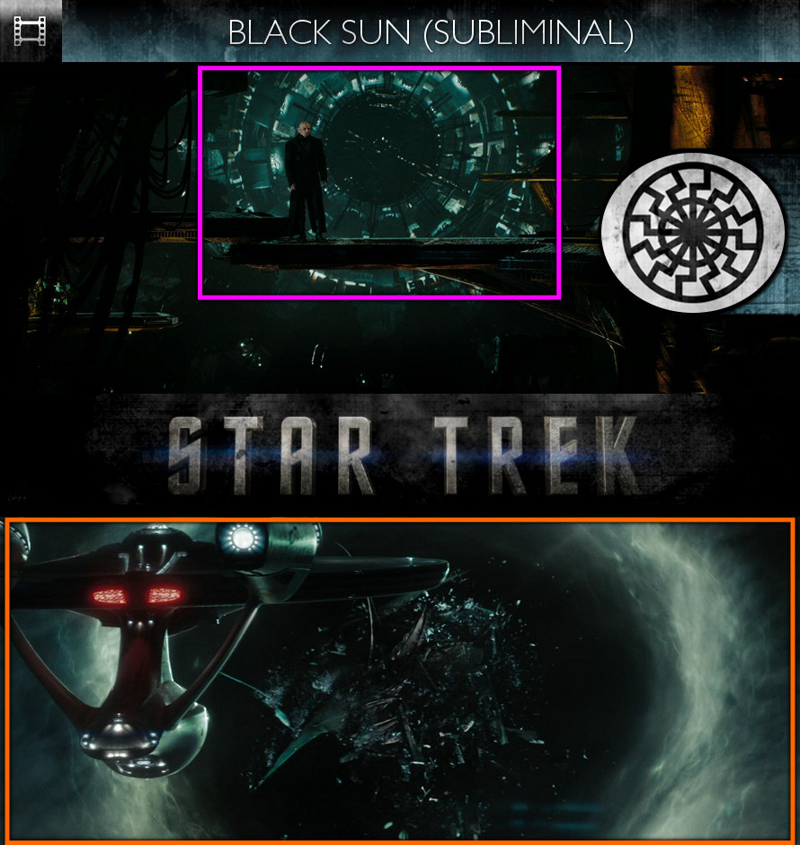 Star Trek (2009) - Black Sun - Subliminal