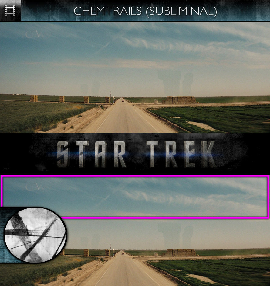 Star Trek (2009) - Chemtrails - Subliminal