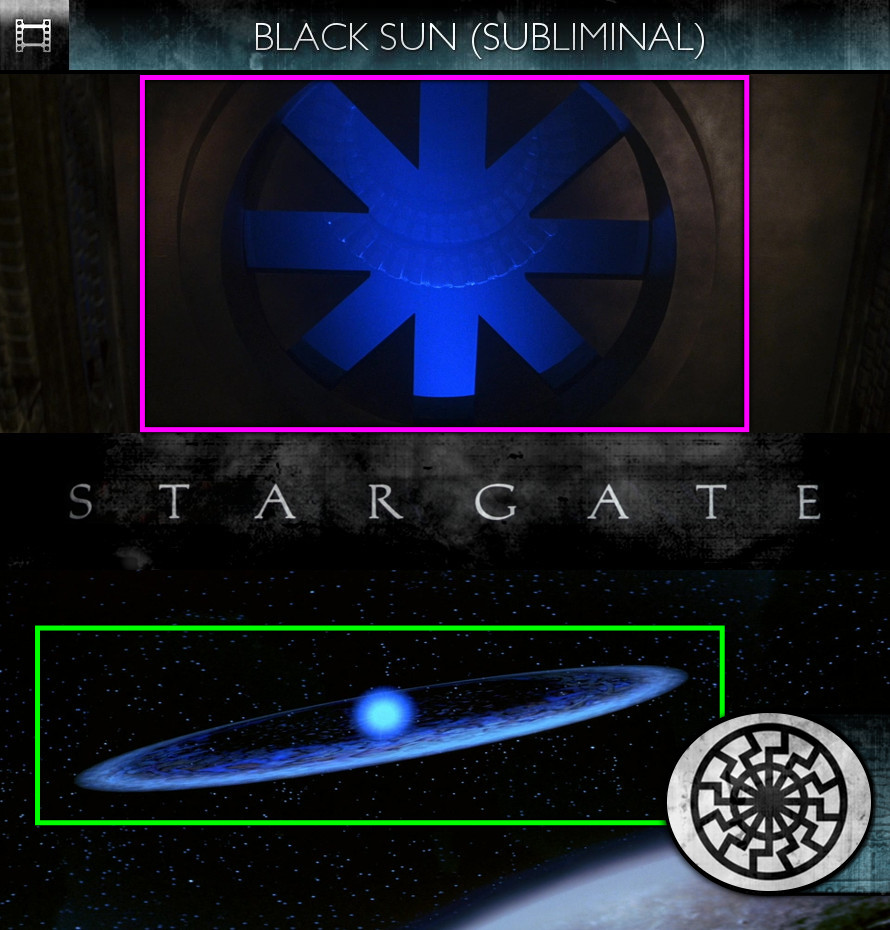 Stargate (1994) - Black Sun - Subliminal