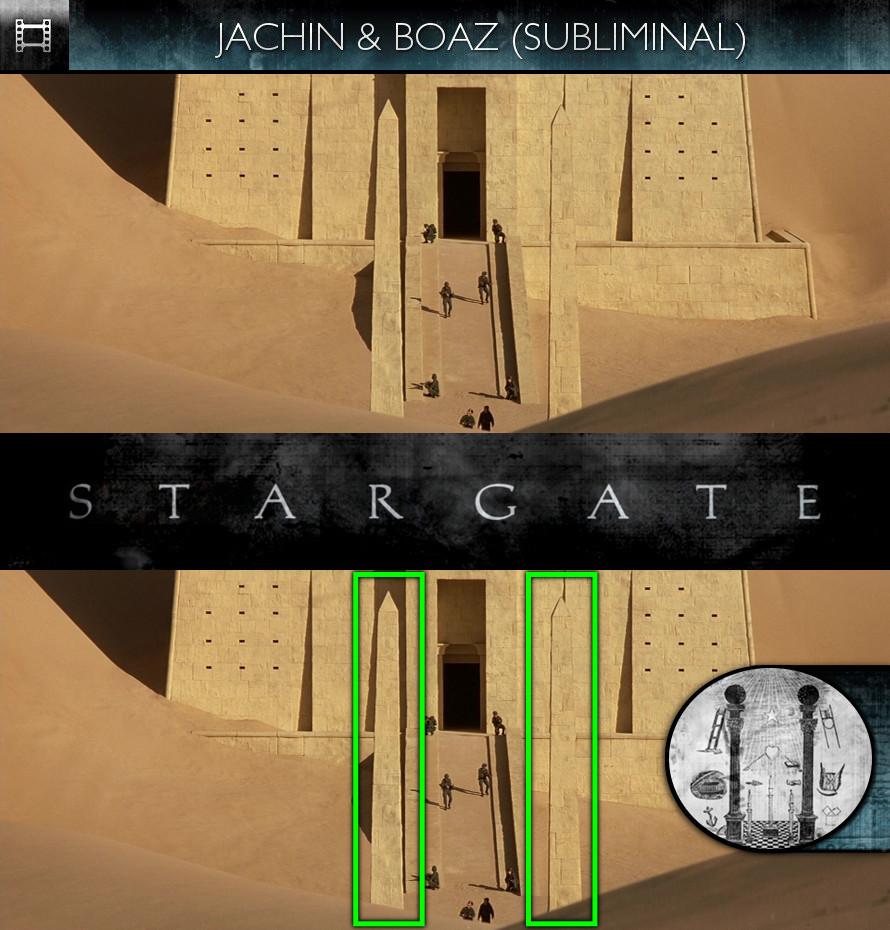 Stargate (1994) - Jachin & Boaz - Subliminal
