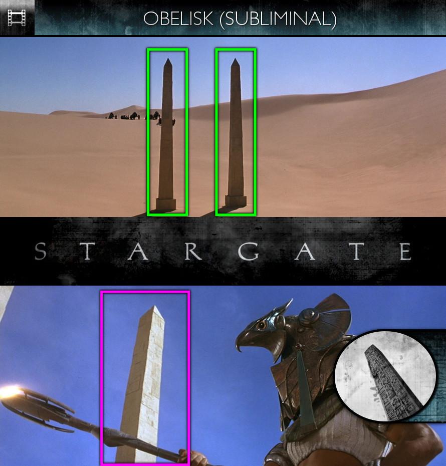 Stargate (1994) - Obelisk - Subliminal