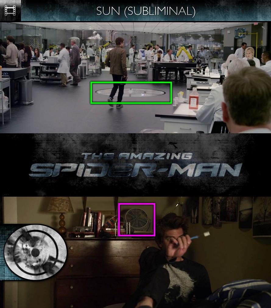 The Amazing Spider-Man (2012) - Sun/Solar - Subliminal