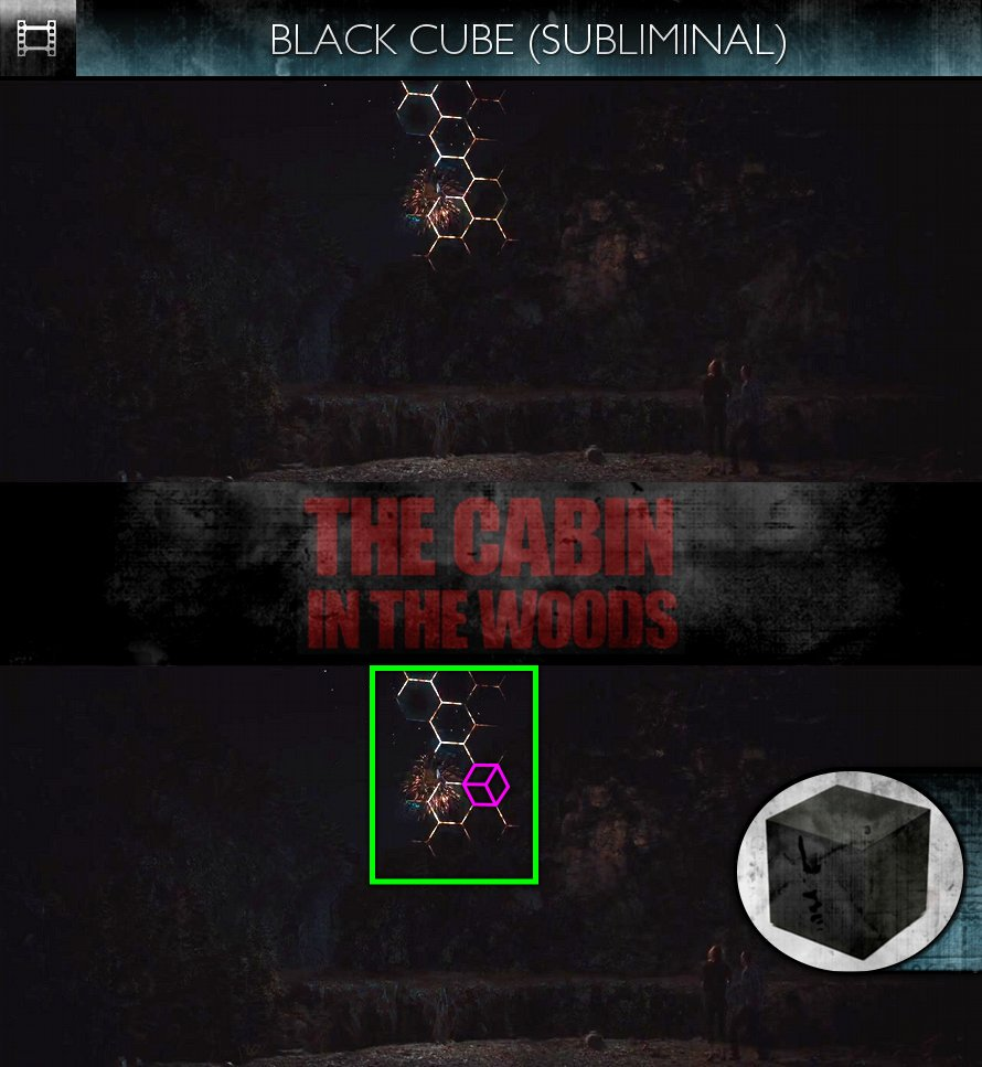 The Cabin In The Woods (2012) - Black Cube - Subliminal