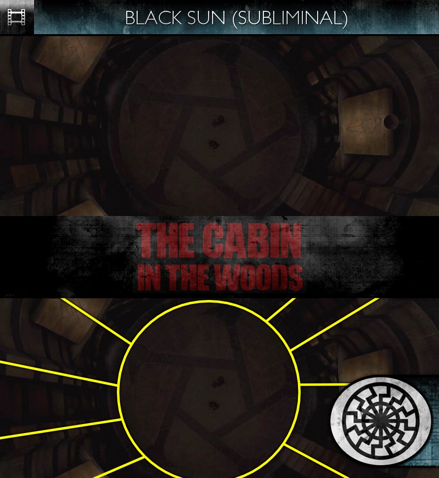 The Cabin In The Woods (2012) - Black Sun - Subliminal