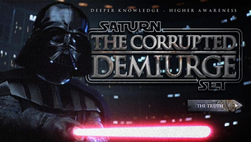 The Corrupted Demiurge (Saturn-SET)