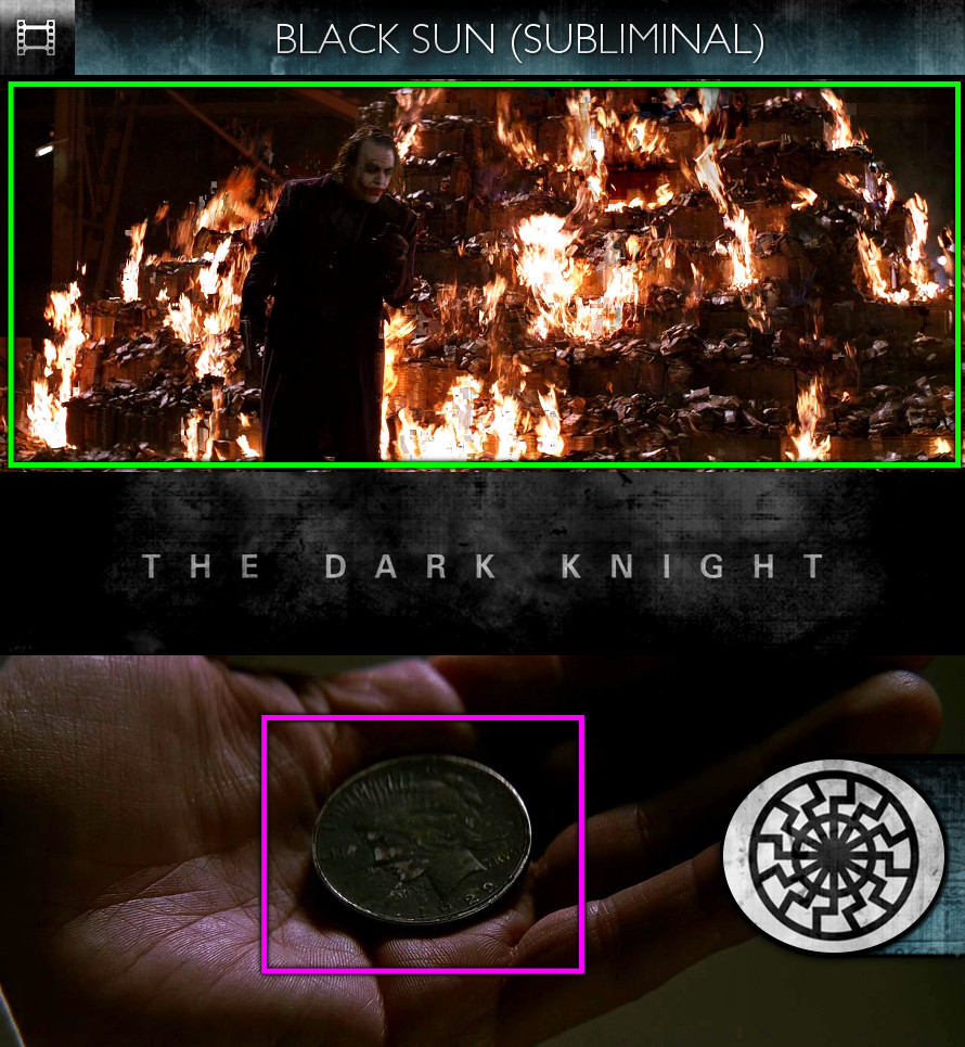 The Dark Knight (2008) - Black Sun - Subliminal