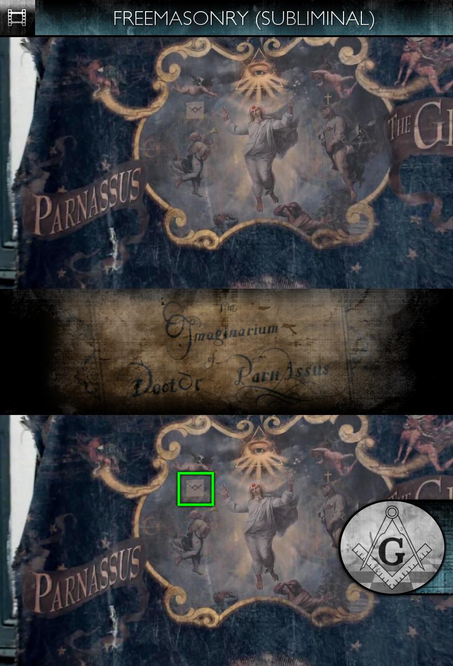The Imaginarium of Doctor Parnassus (2009) - Freemasonry - Subliminal