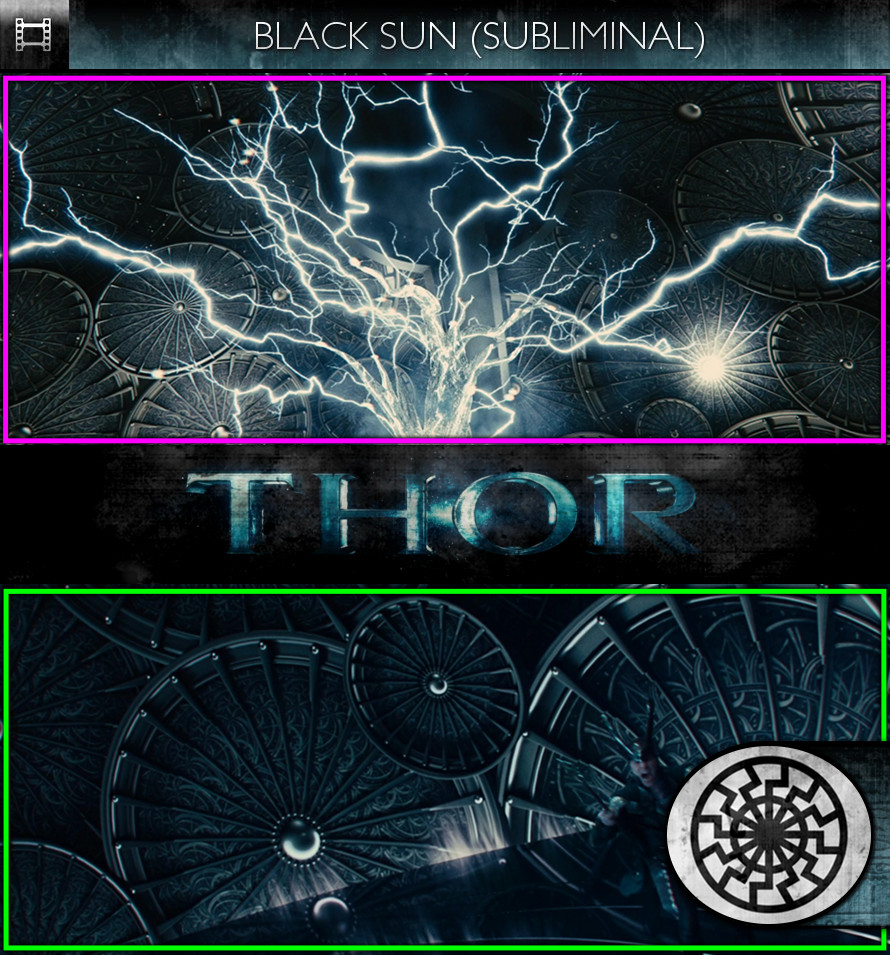 THOR (2011) - Black Sun - Subliminal