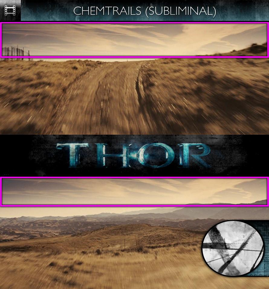 THOR (2011) - Chemtrails - Subliminal