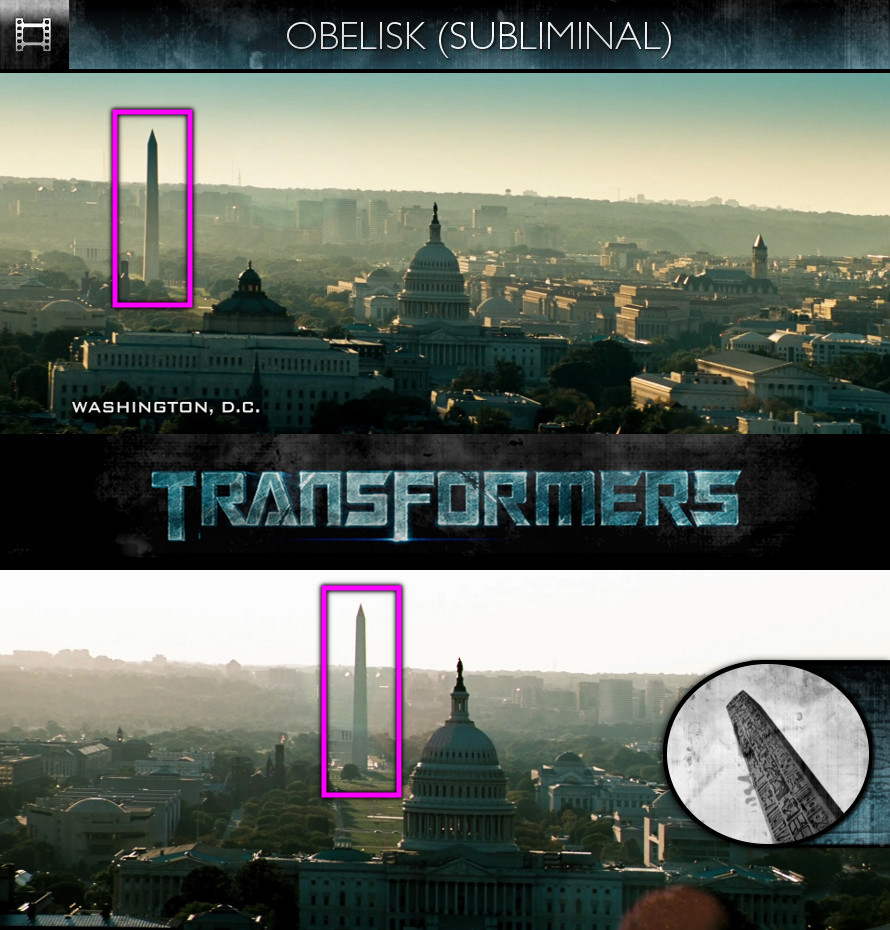 Transformers (2007) - Obelisk - Subliminal