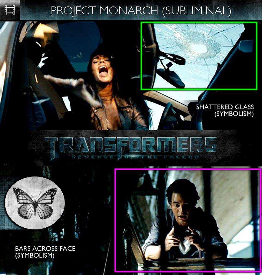 Transformers: Revenge of the Fallen (2009) - Project Monarch - Subliminal