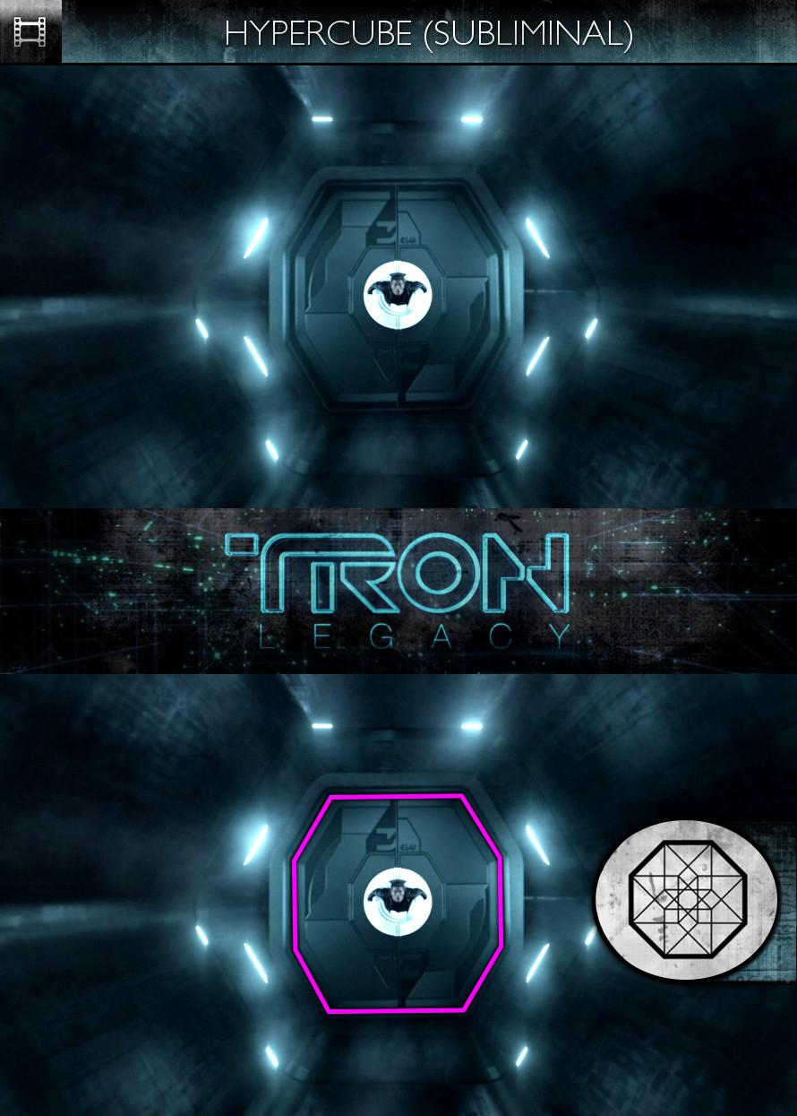 TRON Legacy (2010) - Hypercube - Subliminal