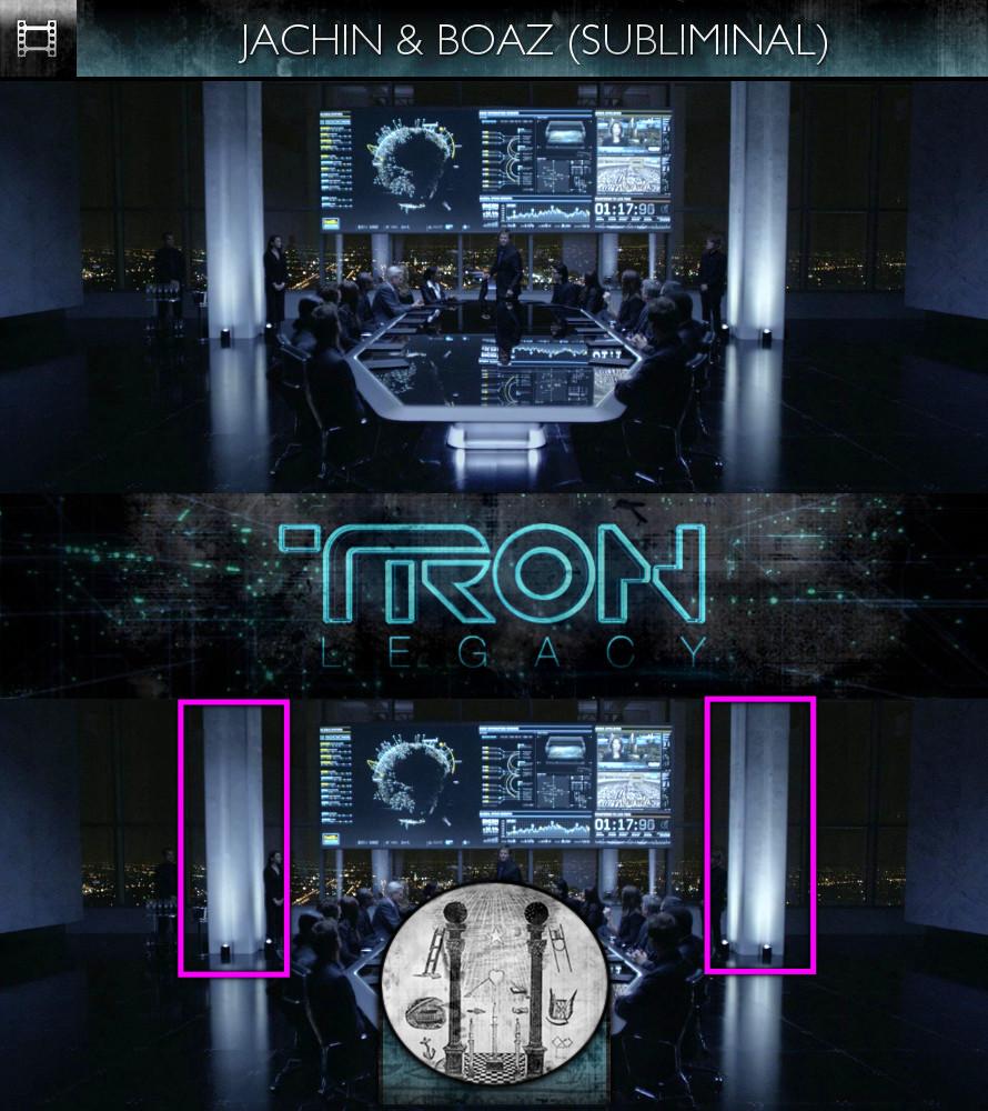 TRON Legacy (2010) - Jachin & Boaz - Subliminal