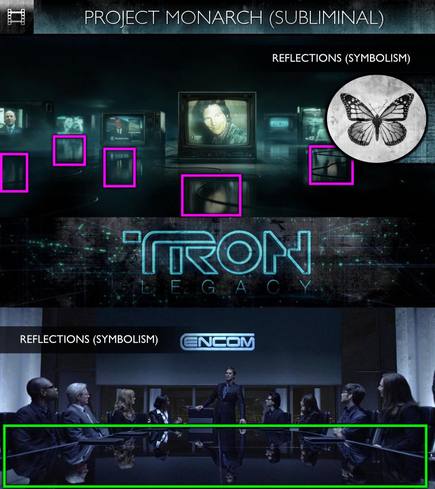 TRON Legacy (2010) - Project Monarch - Subliminal