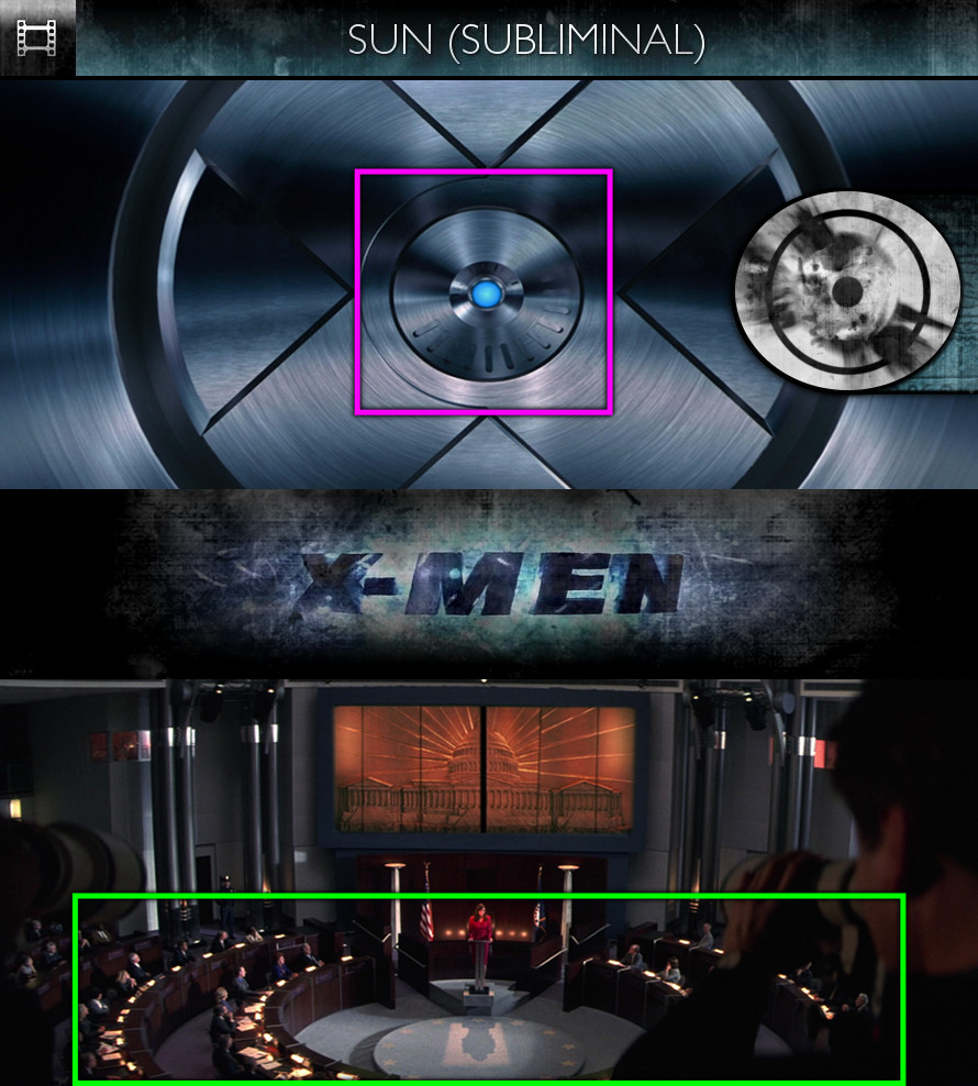 X-Men (2000) - Sun/Solar - Subliminal