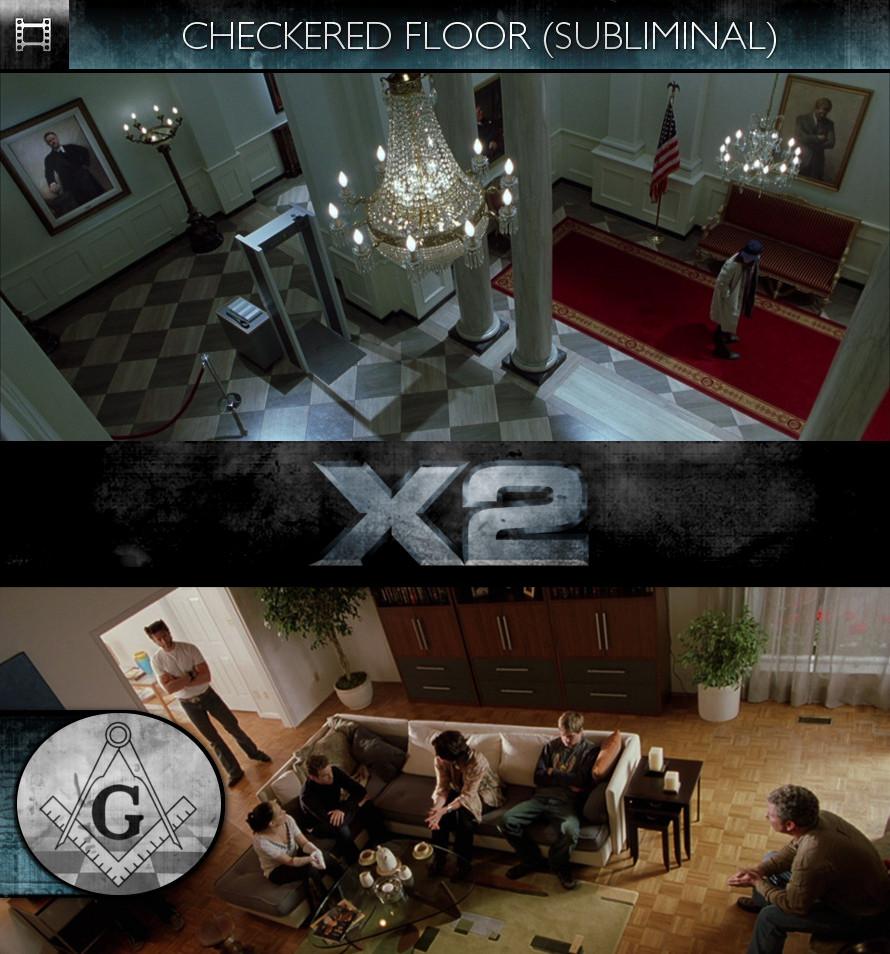 X2 (2003) - Checkered Floor - Subliminal