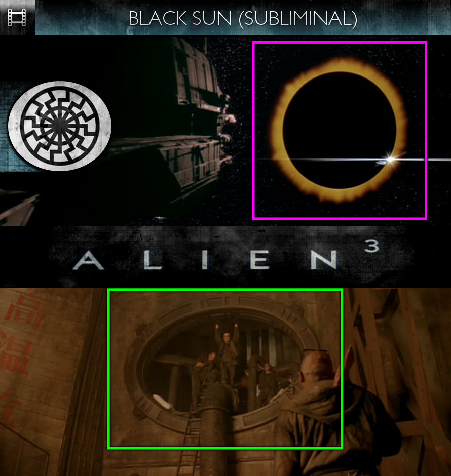 Alien 3 (1992) - Black Sun - Subliminal