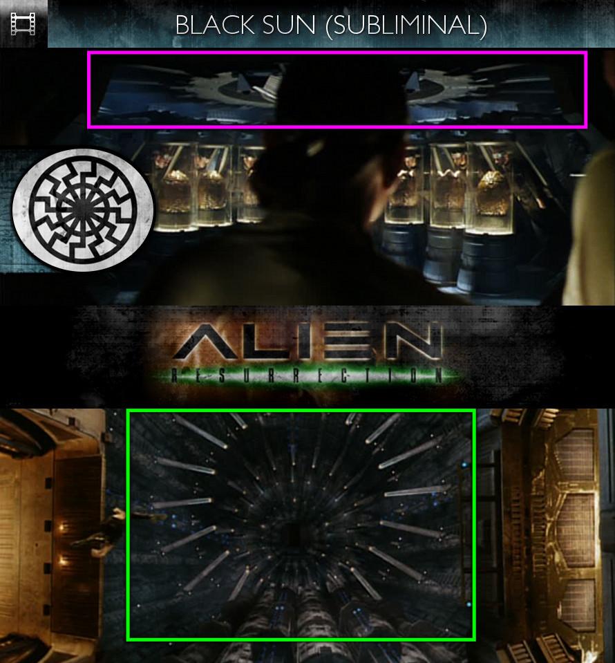 Alien Resurrection (1997) - Black Sun - Subliminal