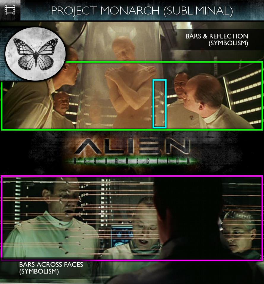 Alien Resurrection (1997) - Project Monarch - Subliminal