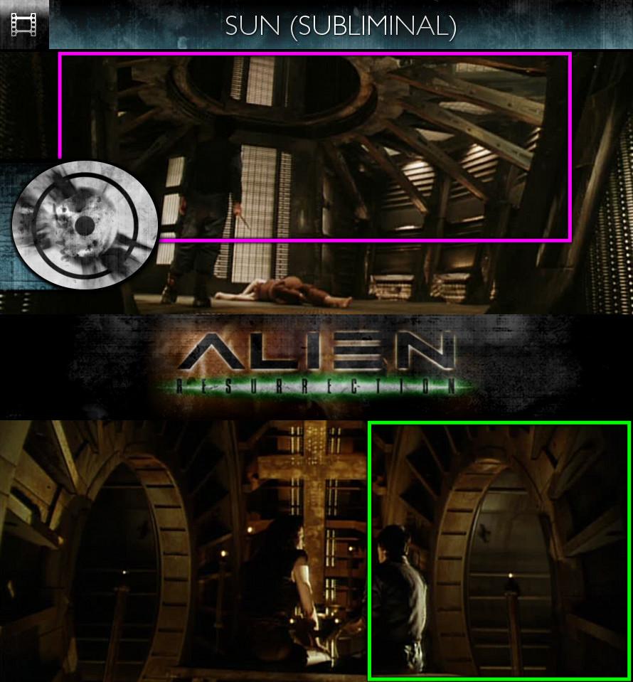 Alien Resurrection (1997) - Sun/Solar - Subliminal