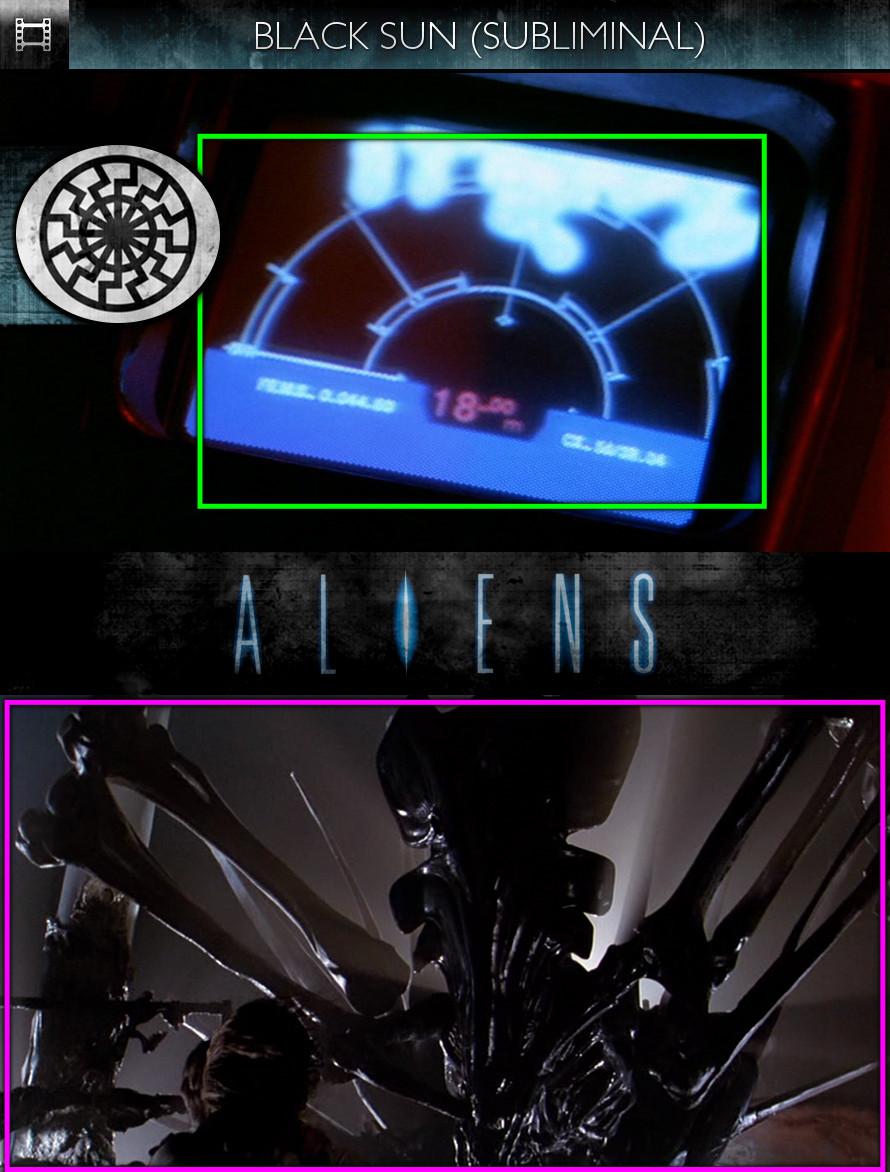 Aliens (1986) - Black Sun - Subliminal