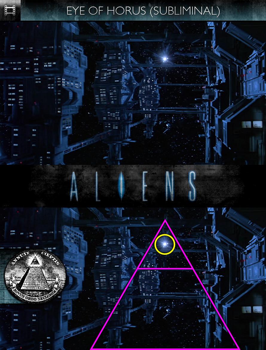 Aliens (1986) - Eye of Horus - Subliminal