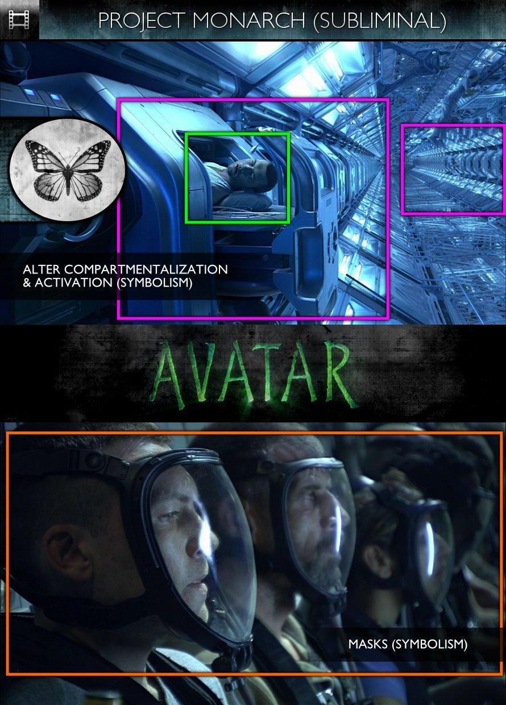 Avatar (2009) - Project Monarch - Subliminal