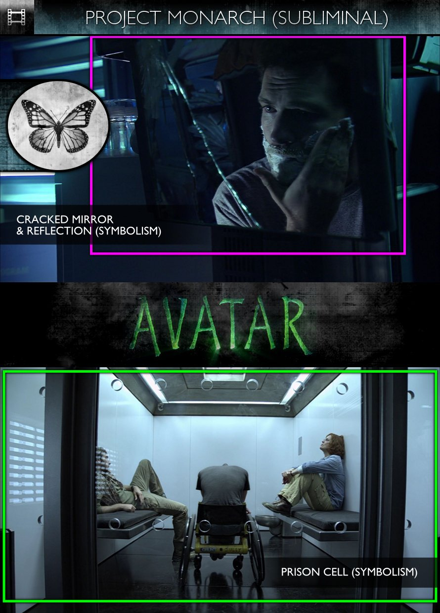 Avatar (2009) - Project Monarch - Subliminal