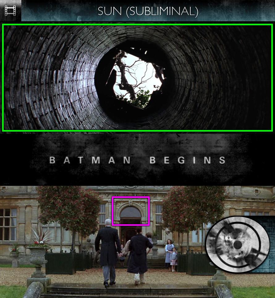 Batman Begins (2005) - Sun/Solar - Subliminal