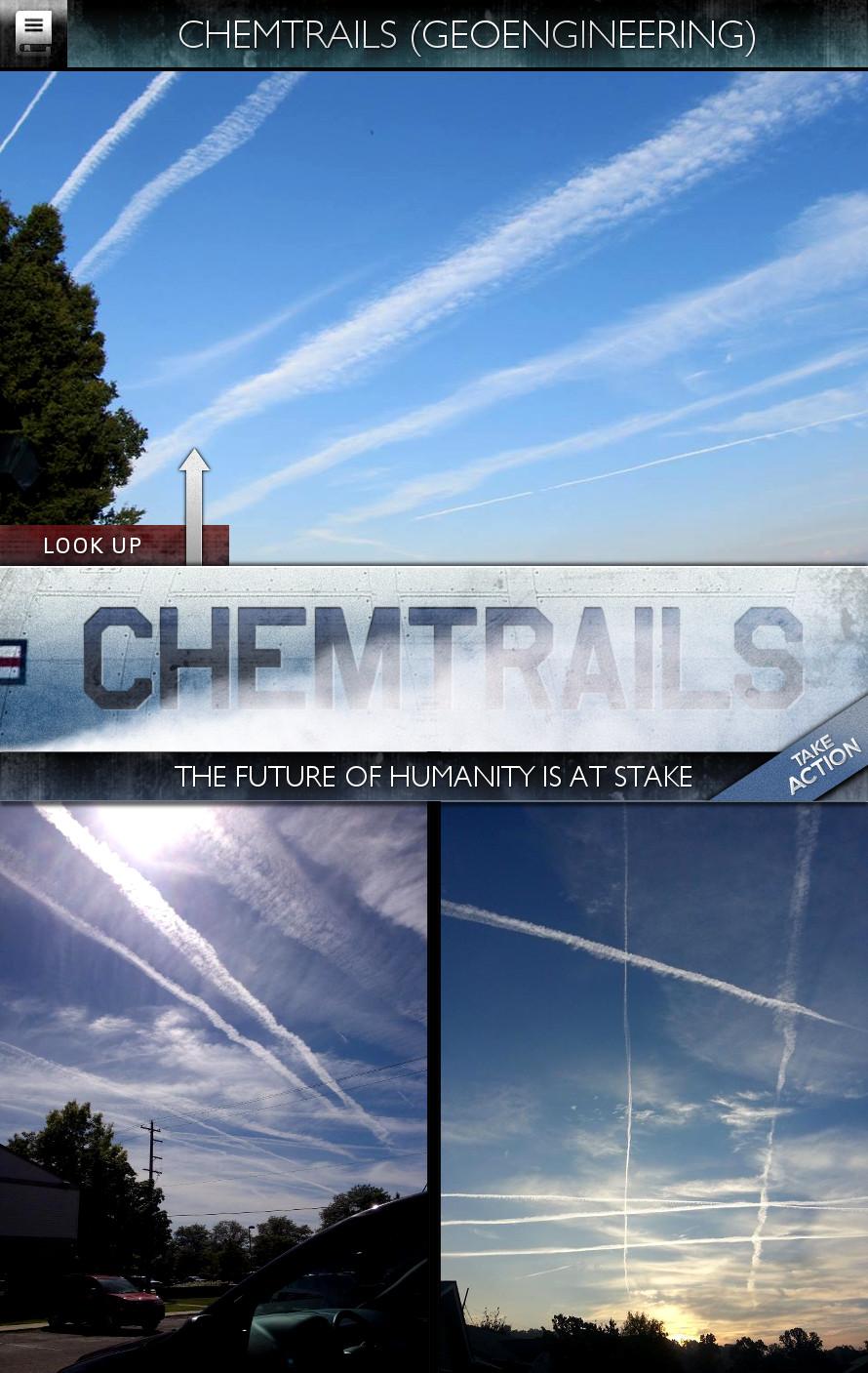 Chemtrails (Geoengineering)