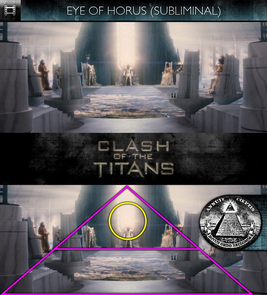 Clash Of The Titans (2010) - Eye of Horus - Subliminal