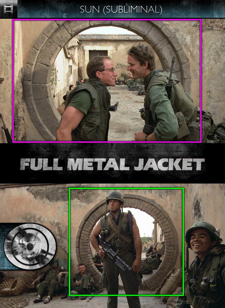 full metal jacket 1987 hollywood subliminals. Black Bedroom Furniture Sets. Home Design Ideas
