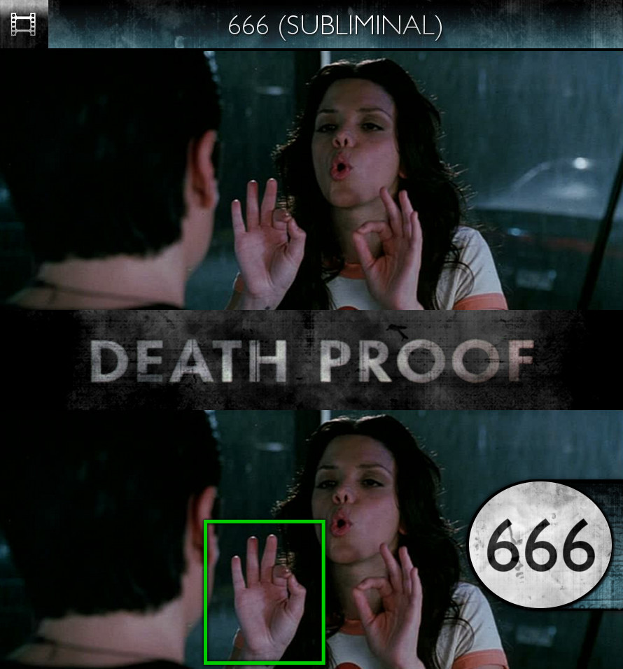 Grindhouse: Death Proof (2007) - 666 - Subliminal