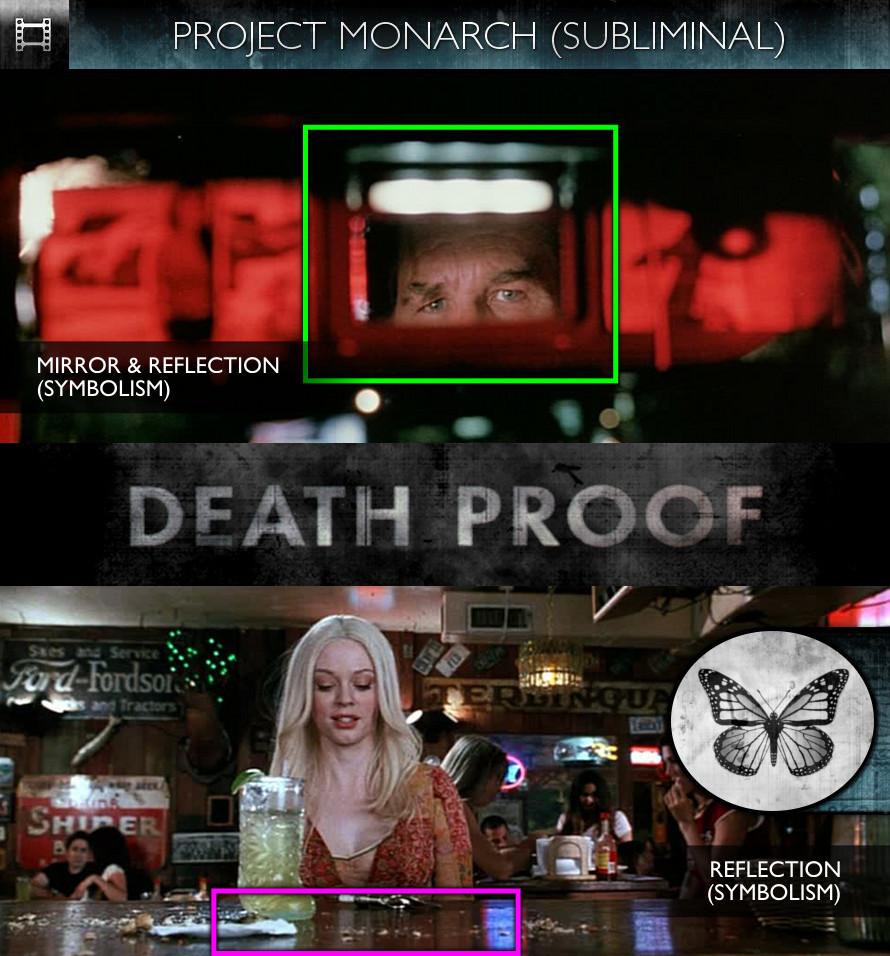 Grindhouse: Death Proof (2007) - Project Monarch - Subliminal