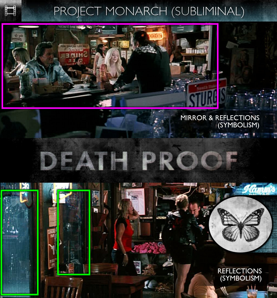Grindhouse: Death Proof (2007) - Project Monarch - Subliminal