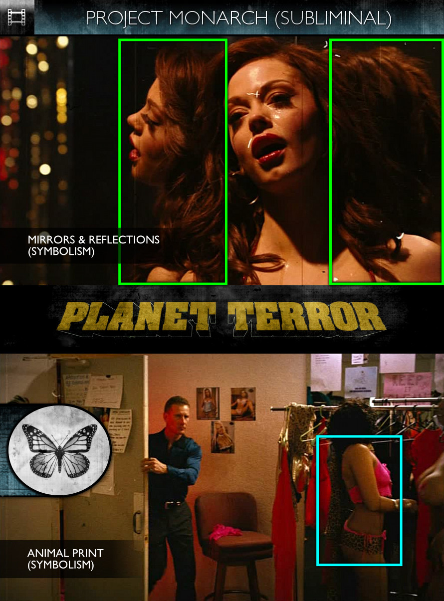 Grindhouse: Planet Terror (2007) - Project Monarch - Subliminal