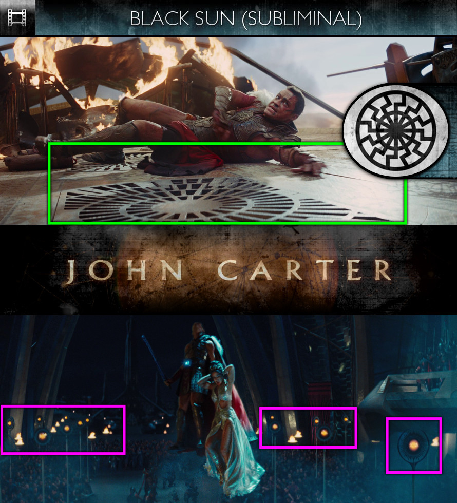 John Carter (2012) - Black Sun - Subliminal