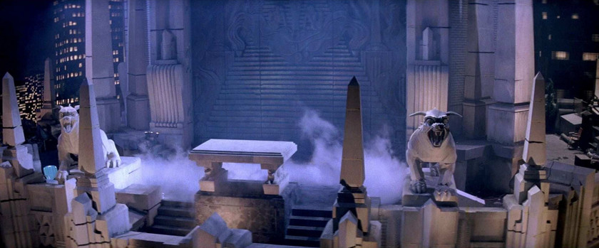 Obelisk - Ghostbusters