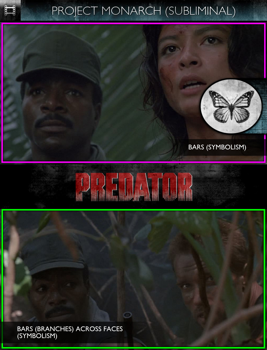 Predator (1987) - Project Monarch - Subliminal