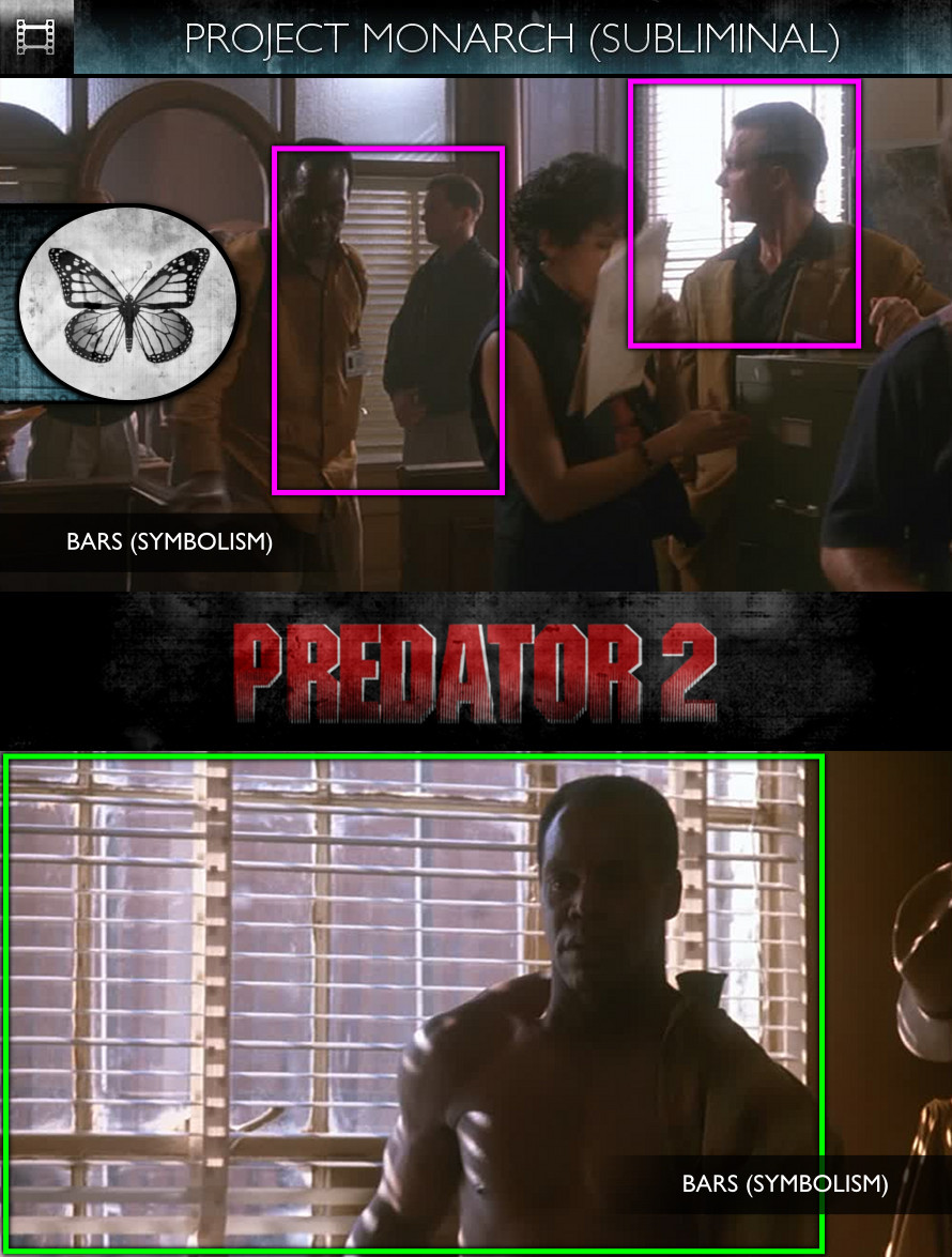 Predator 2 (1990) - Project Monarch - Subliminal