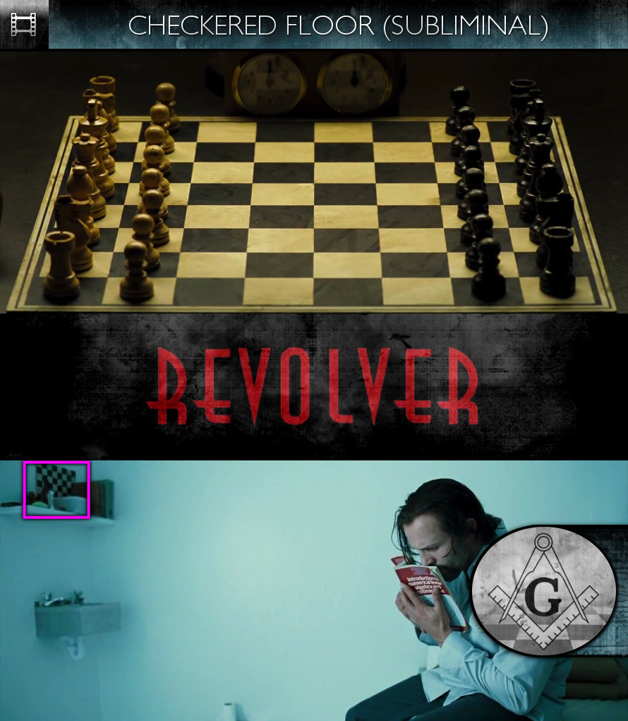 Revolver (2005) - Checkered Floor - Subliminal
