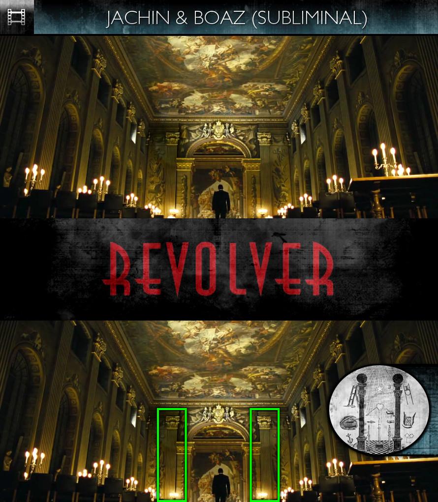 Revolver (2005) - Jachin & Boaz - Subliminal