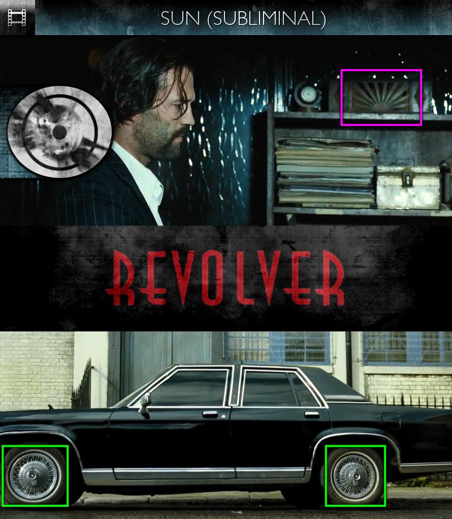 Revolver (2005) - Sun/Solar - Subliminal