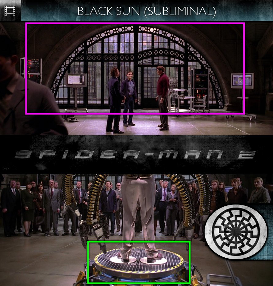 Spider-Man 2 (2004) - Black Sun - Subliminal