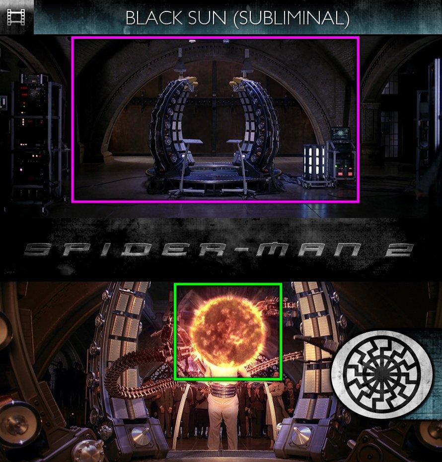 Spider-Man 2 (2004) - Black Sun - Subliminal