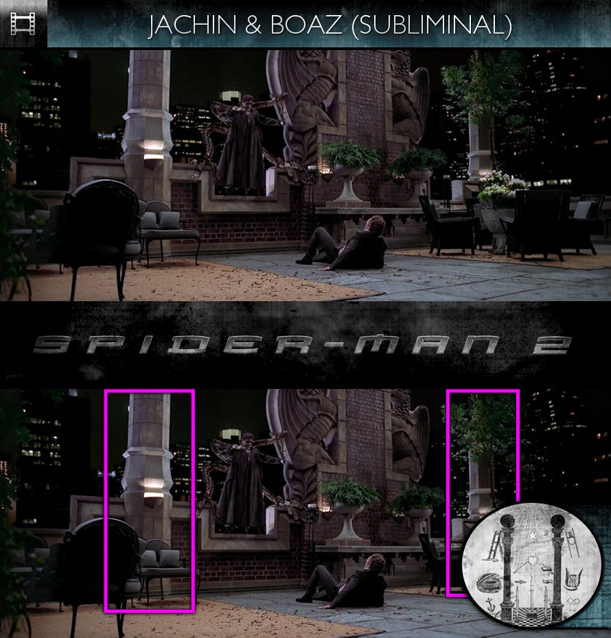 Spider-Man 2 (2004) - Jachin & Boaz - Subliminal